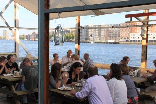 Stork restaurant in Amsterdam