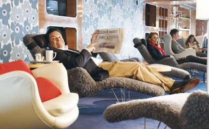 Dom Joly introduces the Stena Line Car-cation