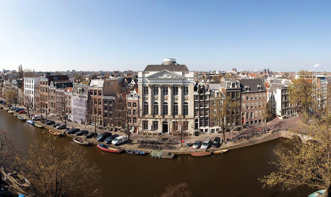 110329 04 keizersgracht felixmeritis panorama