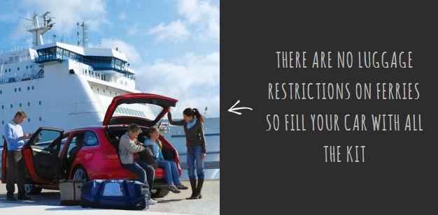 Ferry travel