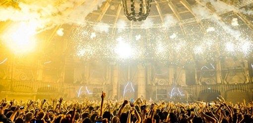 Amsterdam Dance Event  16 October 2014 - 19 October 2014