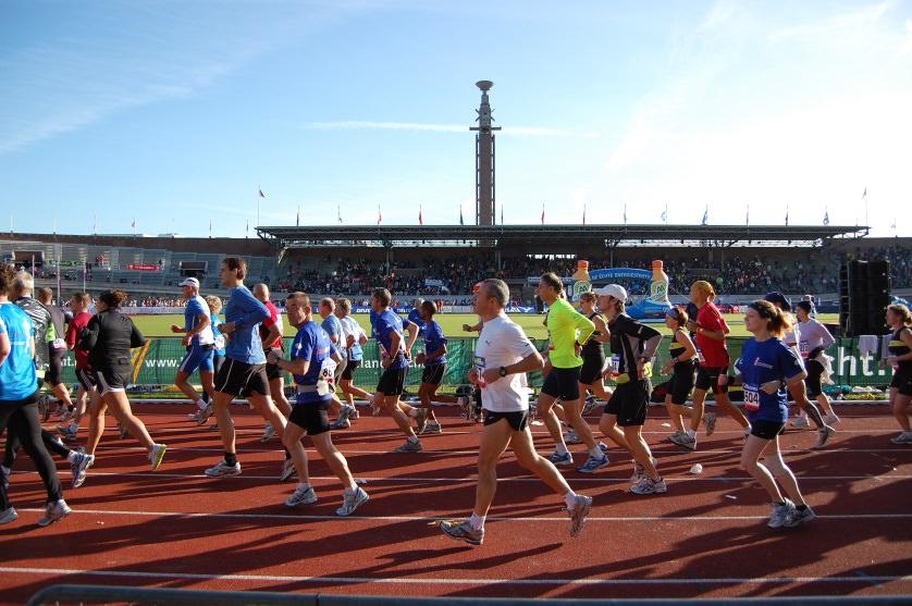 Amsterdam Marathon, 19 October 2014