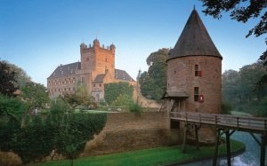Bergh Castle