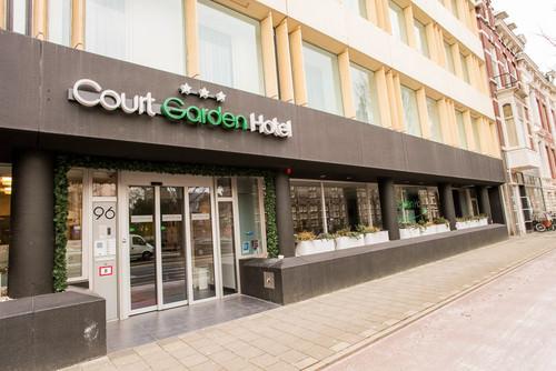 Court Garden Hotel in The Hague 2