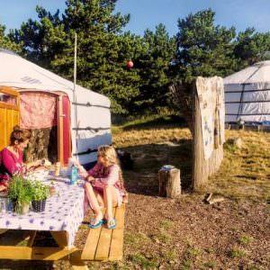 Texel yurt