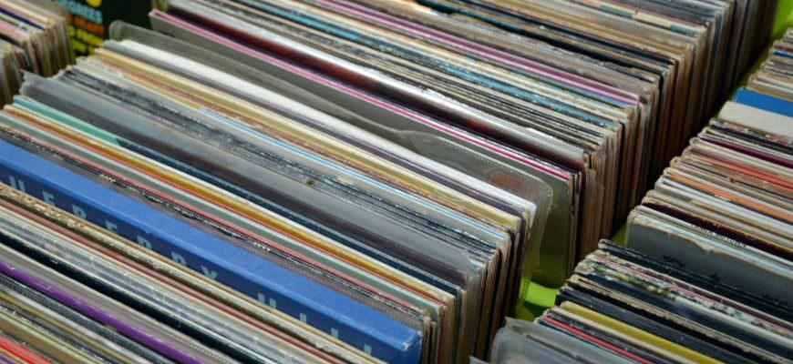 Record Store Amsterdam