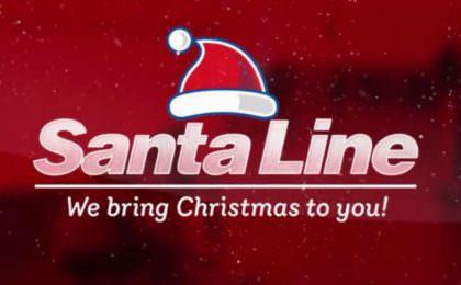 Santa Line Time