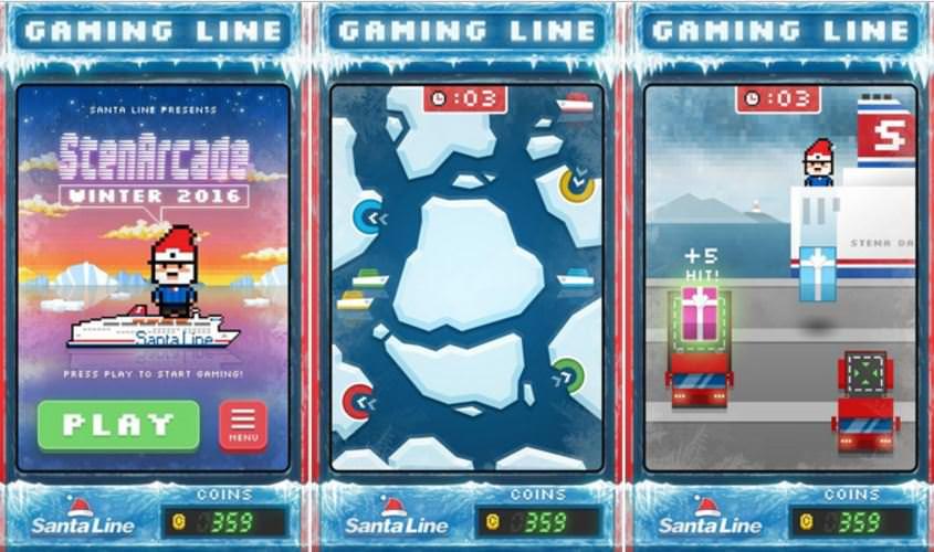 Gaming Line Screenshots