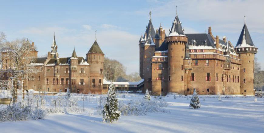 The Hague in Winter