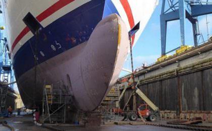 Stena Line Dry Dock 2017