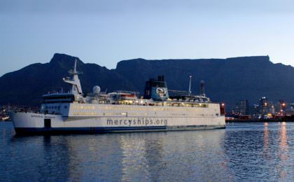Mercy Ships, keeping a Hospital Ship Afloat