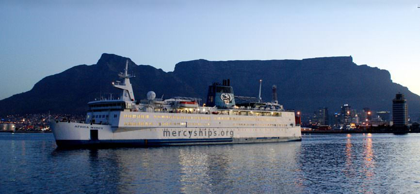 Mercy Ships, keeping a Hospital Ship Afloat